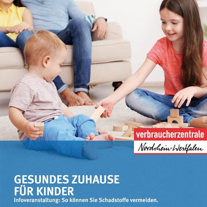 Gesundes Zuhause für Kinder